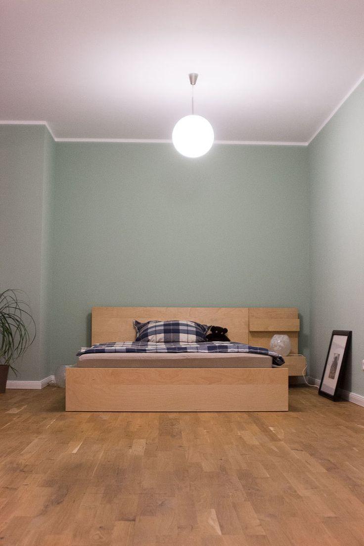 Neue raumwandgestaltung  besten schlafzimmer bilder auf pinterest  nachttisch