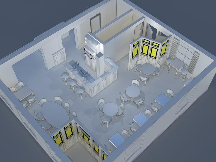 3d image voor Hopman Kersten Project