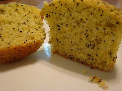 Cthings1 Blog: Easy Lemon Poppy-seed Bread or Muffins