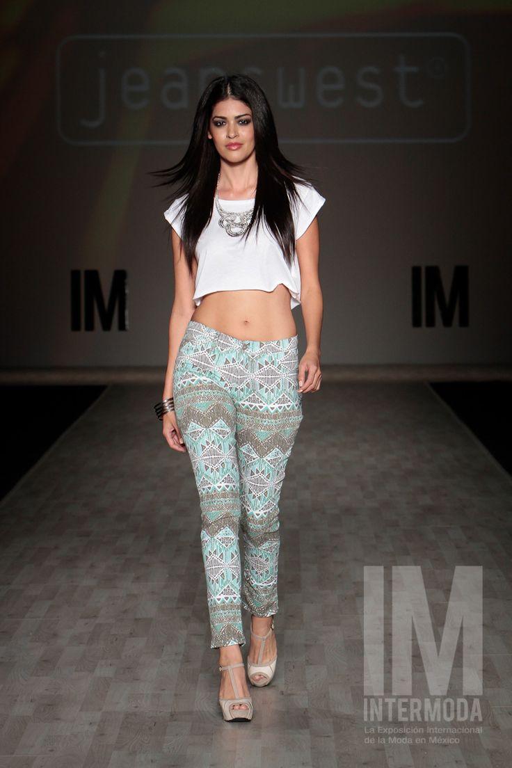 Jeans West Primavera Verano 2014 #IM59 #Intermoda #Moda #RTW