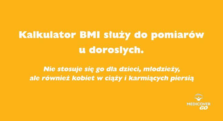 Kalkulator BMI Dzieci