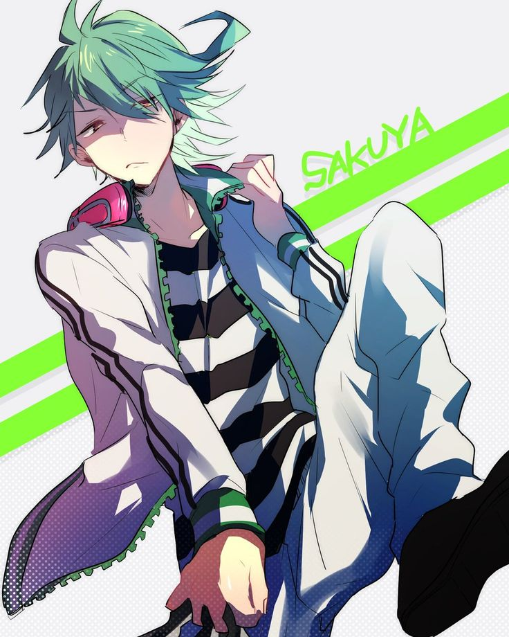 Seriously though, Sakuya, the best friend of all best friends. A vampire who was disillusioning his so called best friend into thinking they were childhood friends when he really was a murder victim turned into a subclass, like... give him a crown and a throne. *slow clap.*