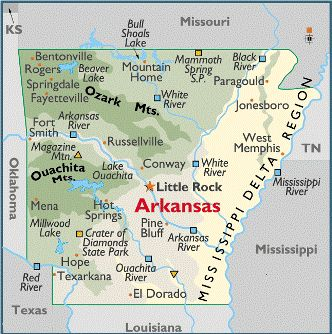 20 Fun & Interesting Facts about Arkansas