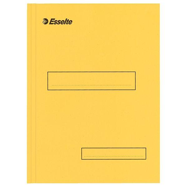 Esselte binnenmappen voor hangmappen geel  |   De gele Esselte binnenmappen zijn zeer geschikt voor gebruik in hangmappen. U kunt documenten die bij elkaar horen eenvoudig samenvoegen in de map, zodat zelfs een volle hangmap overzichtelijk blijft. De A4-binnenmap heeft twee tekstvelden, en een klep om documenten op hun plek te houden.