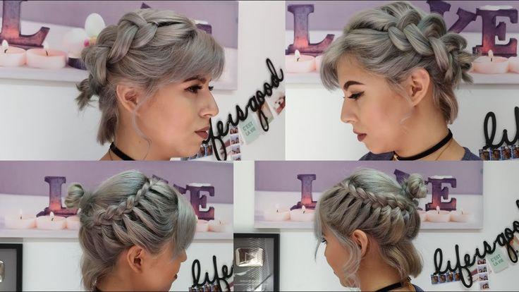 Peinados para Cabello Corto by Belleza sin Limites