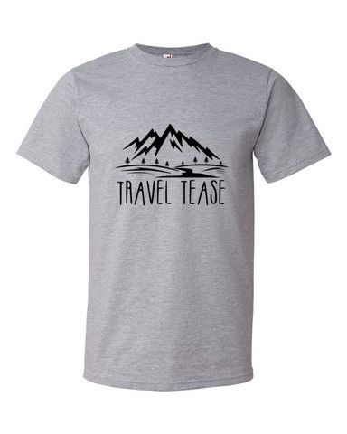 Travel Tease in the Mountains