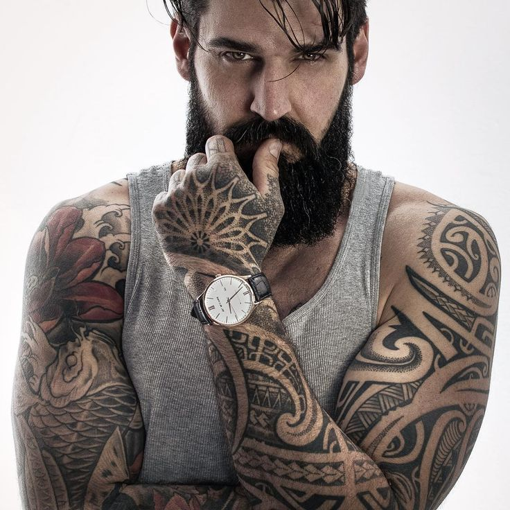 1000 images about beards on pinterest beards and for Red beard tattoo