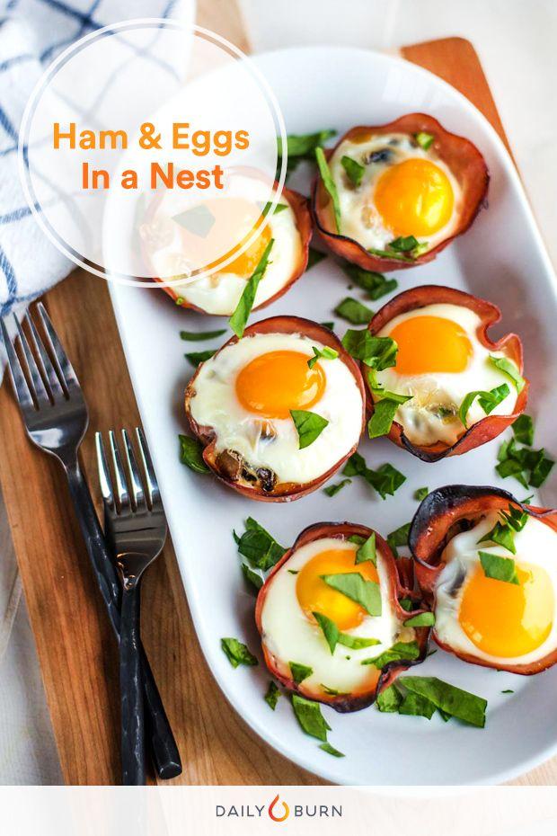 Savory Breakfast Egg Muffins Recipe