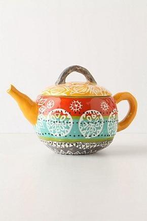 Aparche tea pot