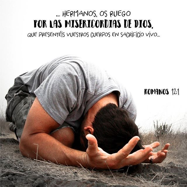 """¿HA CONSIDERADO LAS MISERICORDIAS DE DIOS?  Romanos 12:1  Sí, la voluntad de Dios es que presentemos nuestras vidas, dejando todo ante Él, a manera de un sacrificio de muerte: muerte a nuestros pecados, muerte a nuestros sueños, muerte al mundo. Solamente así podremos agradar a Dios a medida que somos transformados por medio de un cambio de mente y actitud hacia la vida que nos ayudará a mirar desde una perspectiva diferente la voluntad de Dios que es """"buena"""", """"agradable y perfecta"""". Pero…"""