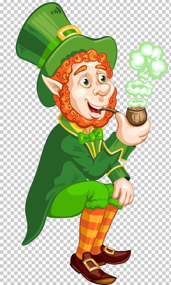 Saint Patrick S Day Wish Leprechaun Png Art Cartoon Christmas Clipart Elf St Patricks Day Pictures St Patricks Day Clipart Saint Patricks Day Art
