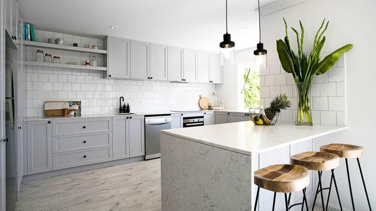 4 kitchen trends for 2017 via Inside Out