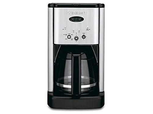 The Cuisinart DCC-1200 Brew Central Coffeemaker Cuisinart introduces a coffeemaker with retro styling and the latest in high tech features, making it the centerpiece of any kitchen. The Cuisinart Brew Central coffeemaker is reminiscent of the days of classic styling and durable materials. A... - http://kitchen-dining.bestselleroutlet.net/product-review-for-cuisinart-brew-central-dcc-1200-12-cup-programmable-coffeemaker-blacksilver/