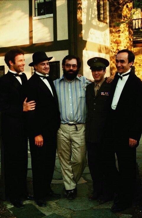 the godfather cast unforgettable cast pinterest