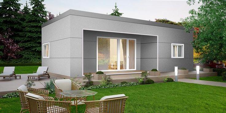 Escorpio d ytong casas de hormigon celular home for Modelos de casas bonitas y economicas