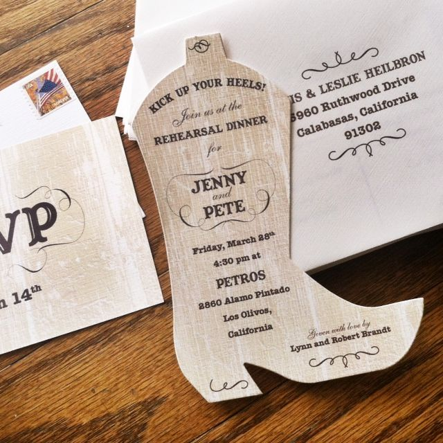 1000+ Images About Die Cut Invitations And Party Details