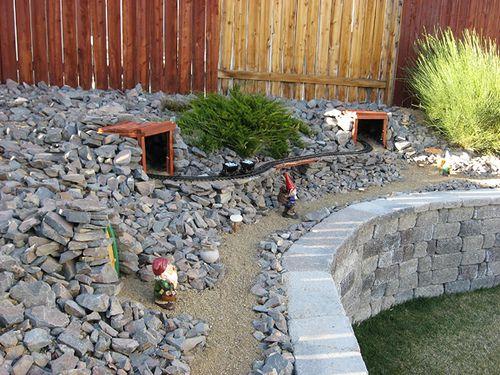 Garden Gnome Village