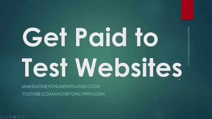 7 Companies that will offer you opportunities to get paid to test websites and apps. These include UserTesting WhatUsersDo