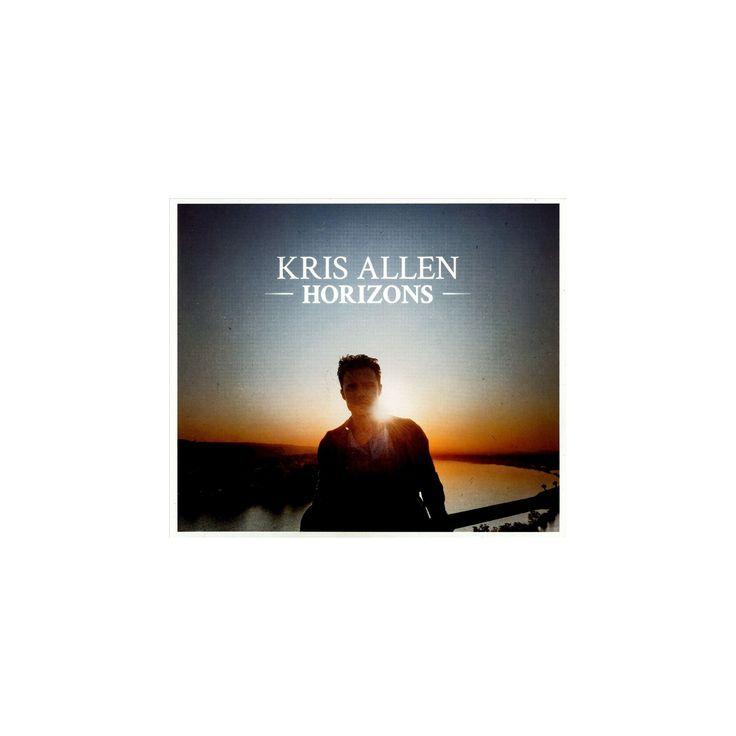 Kris allen - Horizons (CD)
