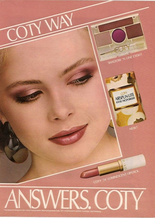 70's makeup ads - Google Search