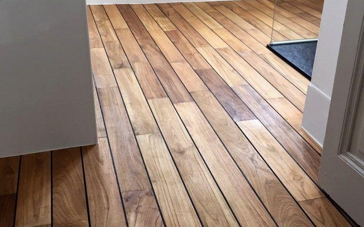 Carrelage Imitation Teck Parquet Hardwood Floors Tile Floor