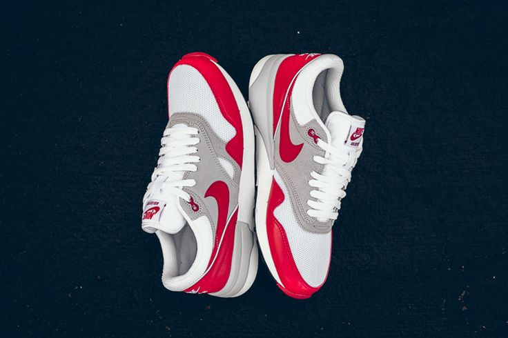"""Nike Sportswear brings back the Nike Air Max 1 """"OG Red"""" every couple of years to appease those who just can't get enough of the original Tinker Hatfield classic. Another standout from 1987 besides the patented visible air championing AM1 … Continue reading →"""