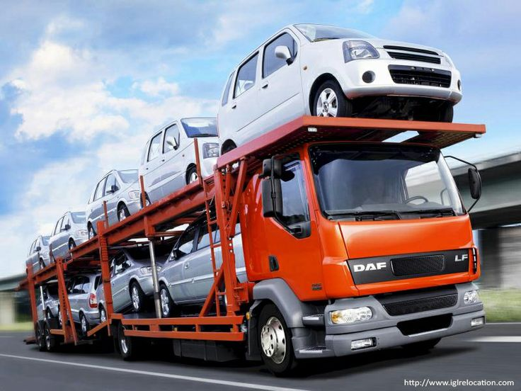 IGL Relocation provides secured and fast car carrier service in all over India.