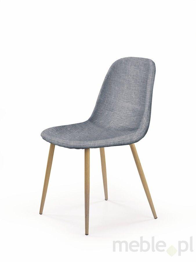 Krzesło K-220 popielate