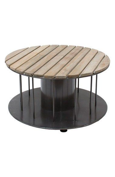 Free shipping and returns on KALALOU Industrial Coffee Table at Nordstrom.com. Books, records, magazines—display your favorites in this industrial-inspired table that's crafted with metal spindles for easy organization. A slatted wooden top adds textural contrast to this modern piece that will be an eye-catching addition to your living space.
