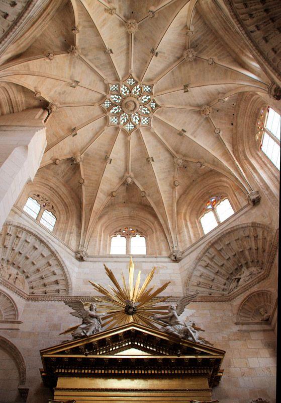 Catedral de Burgos #CastillayLeon #Spain