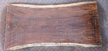 12 4 Guanacaste Live Edge Table Top Slab 5203 Live Edge Slab Live Edge Table Tops Live Edge