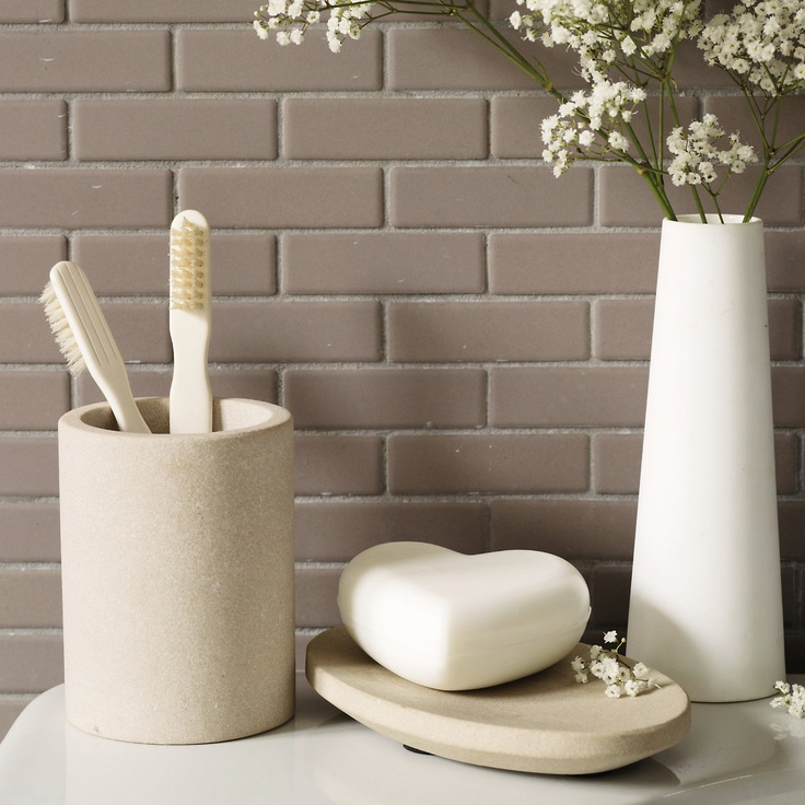 Beautiful Bathroom Accessories from The White Company
