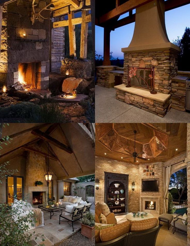 1000 ideas about outdoor fireplace designs on pinterest for Outdoor fireplace blueprints