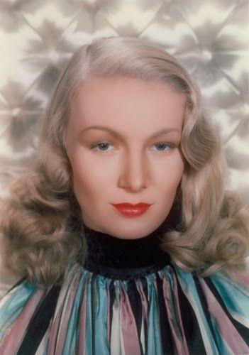 Best Veronica Lake Images On Pinterest Vintage Glamour - Playful celebrity portraits reveal goofier side famous
