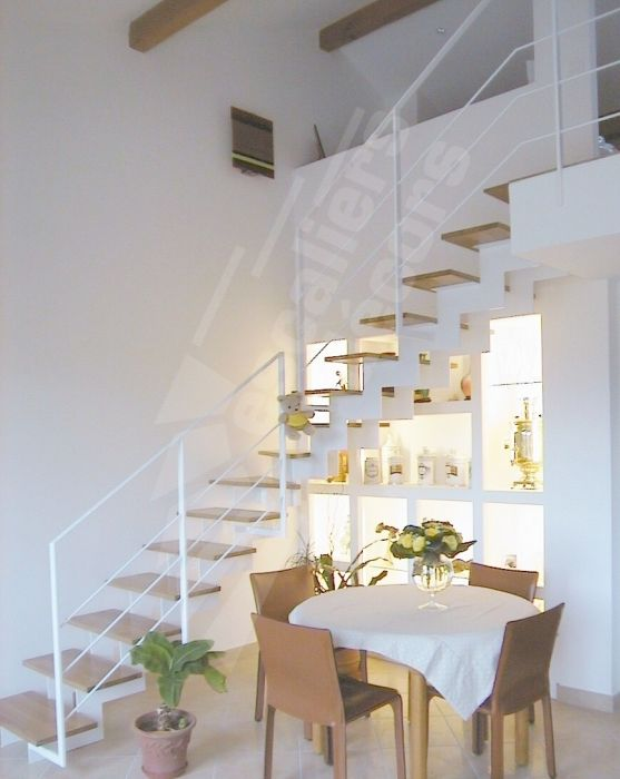 Best 10 rambarde escalier ideas on pinterest garde - Garde corps interieur ...