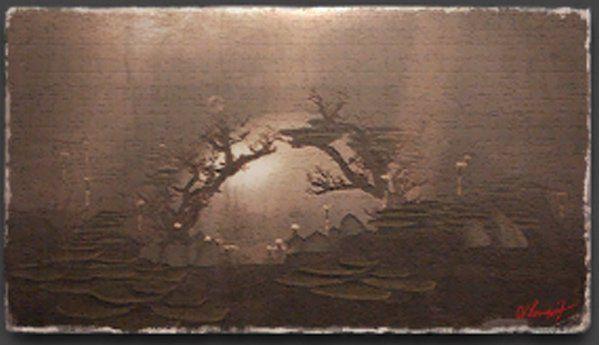Tamamizu Painting Painting Art