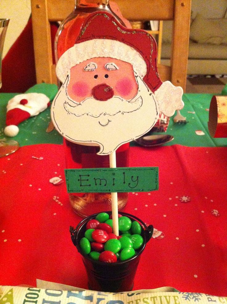 Christmas 2012 table dec's