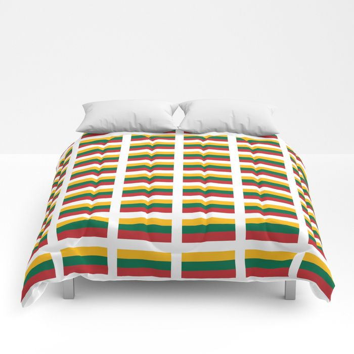 Our lightweight, warm Comforters induce sweet, sweet sleep - and take your bedding to the next level. Designs are printed onto the super-soft material for brilliant images and a dreamy, premium feel.       - Available in King, Queen, Full, Twin and Twin XL sizes   - Crafted with 100% premium microfiber polyester   - Lined with fluffy, lightweight polyfill   - Machine washable with cold water on gentle