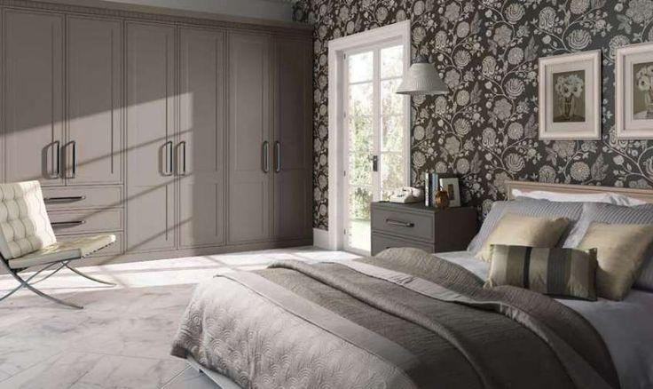 Idee camera da letto color tortora - Camera da letto particolare