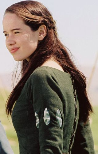 susan's archery dress from Narnia