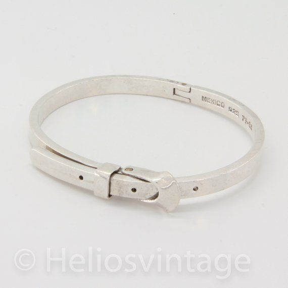 Cartier Belt Buckle Bracelet