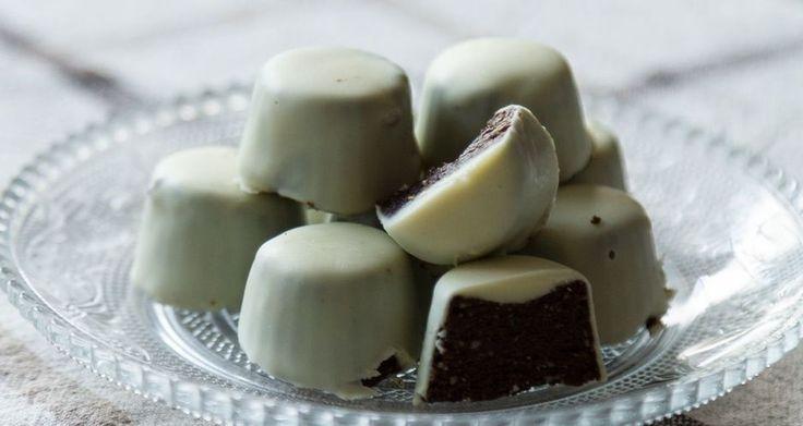 Σοκολατάκια χαρουπιού