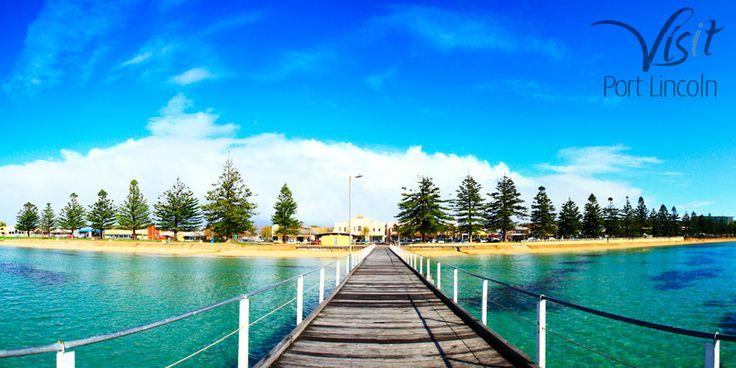 Port lincoln town jetty AV