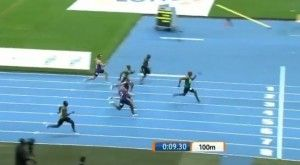 Asafa Powell Clocks 2nd Fastest 100m Indoor Time in History! | The Jamaican Blogs