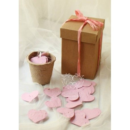 SeMiPianti-Bomboniera/Favors in carta seminabile-FAI DA TE-#seed paper favors #wedding