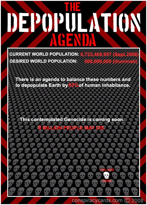 The Depopulation Agenda