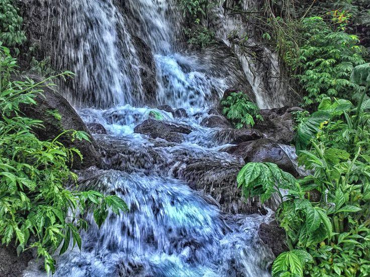Air terjun eremerasa lokasi permandian alam eremerasa kecamatan eremerasa kabupaten bantaeng, Sulawesi Selatan Indonesia