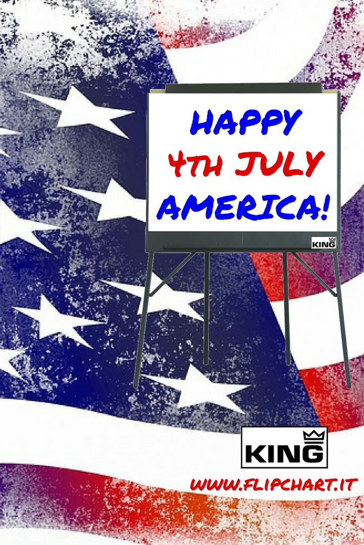 Enjoy your Indipendence Day! Happy 4th of July USA! from the Big Portable KING Flipchart & Team! . Discover the prestige of KING is the unique #exclusive #professional #flipchart #easel with the panoramic vision 100% #madeinitaly #coach #trainer #consultant #influencer #expert #entrepreneur #businessman #corporateevents #corporate #event #seminar #speaker #businessmeeting  #office #coworking