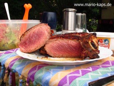 Urlaubserinnerungen, Dayo stellt sich vor, Charolais-Steak vom Camping-Grill und ein wenig Camping-Grill-Know How - Mario´s Fire Food & Fine Food Impressum: http://www.mario-kaps.de/impressum/