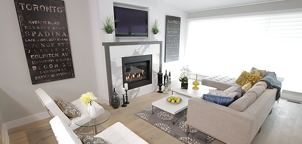 Fireplace Idea W Network Episode 19 Property Brothers
